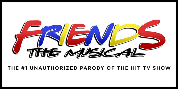 Image result for friends the musical parody